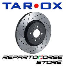 DISCHI SPORTIVI TAROX Sport Japan + PASTIGLIE FIAT PUNTO GT 1.4 TURBO posteriori