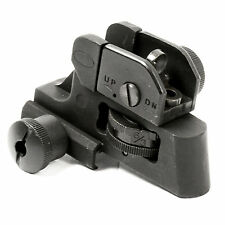 A2 Type Rear Post Fixed Match-Grade Adjustable Iron Sight US Seller