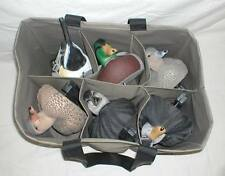 2 ~ 6 Pocket Standard - Magnum Custom Decoy Bags Mallard, Puddle Duck, Shovelers