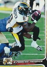 2010 EXTREME CFL MARCUS THIGPEN HAMILTON TIGER-CATS (INDIANA) NFL BEARS