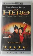 Jet Li Hero UMD PSP Movie Sony PlayStation Portable Video 2005