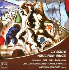 Classical Music from Brazil, New Music