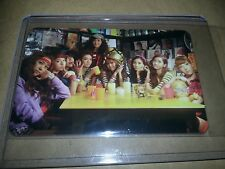 SNSD OH! Group Ver official Photocard Card Kpop K-pop shipped in toploader