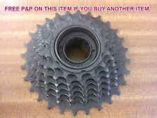 7 SPEED FREEWHEEL SCREW ON CASSETTE FALCON INDEX 14/28 TEETH COG MTB or RACER