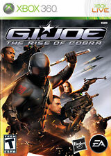 G.I. Joe: The Rise of Cobra  (Xbox 360, 2009) BRAND NEW STILL SEALED