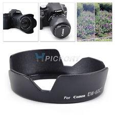 EW60C EW-60C Flower shape Lens Hood for Canon EF-S 18-55mm f/3.5-5.6 II USM