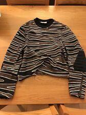 """Phillip Lim """"Zebra"""" Stripe Top (Size: S)"""