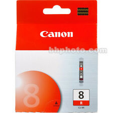 Genuine Canon CLI-8R Red Ink Cartridge Pixma MP970 MX850