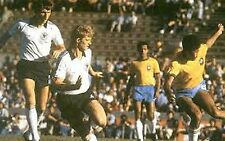 1981 West Germany vs Brasil Friendly DVD