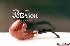 PIPA PIPE PETERSON OF DUBLIN ARMY BROWN 68 CURVA RADICA ORIGINALE