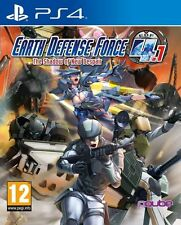 Earth DEFENSE FORCE 4.1 - L'ombra di nuovo la disperazione per PAL PS4 (NUOVO E SIGILLATO)