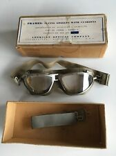 Vintage World War II Aviator Goggles AN-6530