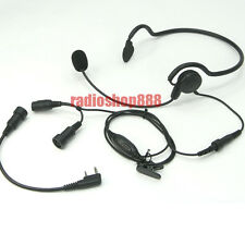E15K Behind-the-head style headset for KG-UVD1P PX-777