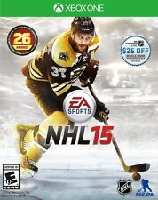 EA Sports NHL 15 (XBOX One, Electronic Arts) - Brand New/Factory Sealed