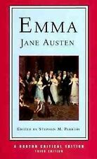 Norton Critical Editions: Emma by Jane Austen (2000, Paperback) SHIPS FREE
