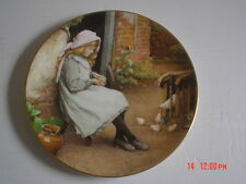 Wedgwood Collectors Plate YESTERDAYS CHILD - THE NEW BROOD