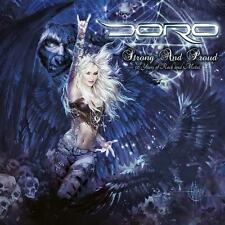 Strong and Proud: 30 Years of Rock & Roll Metal DORO CD ( FREE SHIPPING)