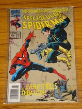 SPIDERMAN SPECTACULAR #209 VOL1 MARVEL PUNISHER APPS FEBRUARY 1994