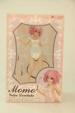 "To LOVE Ru Darkness Momo PVC Figure toy Anime Figurine gift 7"" Pink"