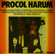 """Procol Harum - Impact - 12"""" LP - C252 - washed & cleaned"""