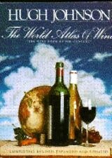 THE WORLD ATLAS OF WINE Hugh Johnson 1985 Hardcover Book NEW Sealed FREE SHIP
