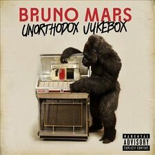 BRUNO MARS UNORTHODOX JUKEBOX CD LOCKED OUT OF HEAVEN SUPER BOWL