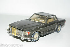 POLISTIL S86 S 86 S-86 MERCEDES BENZ 450SL 450 SL METALLIC GREY EXCELLENT