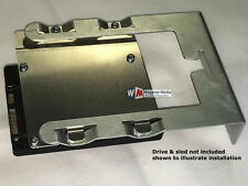 Mac Pro SSD HDD 2.5 - 3.5 Drive Sled adapter, Drive bay caddy, MacPro Tower USED
