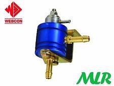 SIERRA COSWORTH 2wd Weber Regolabile Regolatore di pressione del carburante 0-5 BAR MLR. AUD