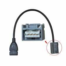 Car USB Cable Audio Adapter For Honda CRV Accord Civic Jazz Connector BKY