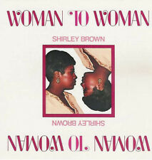 Shirley Brown - Woman To Woman LP REISSUE NEW STAX