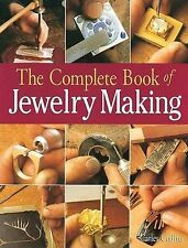 The Complete Book of Jewelry Making by Carles Codina (Hardback, 2000)