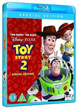Toy Story 2 - Special Edition [Blu-ray Movie, Disney, Region Free, 1-Disc] NEW
