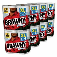 Brawny Pick-a-Size Paper Towels, 16XL Rolls New