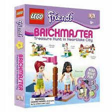 Brickmaster - Treasure Hunt in Heartlake City by Dorling Kindersley Publishing S