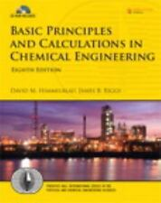 Basic Principles and Calculations in Chemical Engineering (8th Edition)