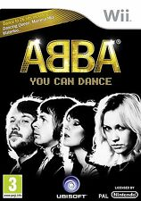 DISC ONLY ABBA: You Can Dance (Wii) #C63