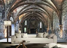 Medieval Great Hall 12' x 8' (3,66m x 2,44m)-Wall Mural