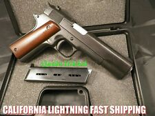 NEW SP4 ITALY MOVIE PROP PISTOL REPLICA 1911 Hand Gun Training COLT 45 KIMBER
