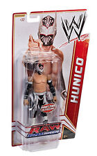"WWE Collection_RAW Super Show_HUNICO 6"" action figure_First Time in the Line_MIP"
