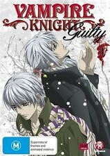 Vampire Knight Guilty (TV Season 2) Vol 1 DVD NEW