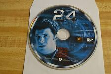 24 Second Season 2 Disc 5 Replacement DVD Disc Only**