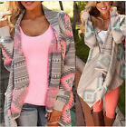 New Fashion Women Knitted Cardigan Loose Sweater Outwear Jacket Coat Long Sleeve