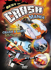 Best of Crash Mania, BRAND NEW FACTORY SEALED DVD (2003, Madacy)