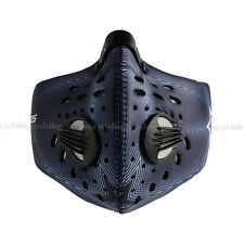 Rockbros Cycling Anti-dust Half Face Mask with Filter Neoprene Blue