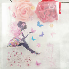 1 Sheet Silicone Clear Transparent Stamp Seal Fairy Scrapbooking Album