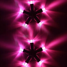 10 x Mini LEDs Pink Fish Bowl Latern Table Wedding Centerpiece Decoration