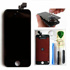Replacement LCD Touch Screen Digitizer Glass Assembly OEM for iPhone 5 Black