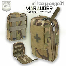 Marauder British Mini Medical Pouch PLCE Webbing - MOLLE - Army MTP - UK Made