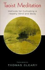 Taoist Meditation by Thomas Cleary (2000, Paperback)